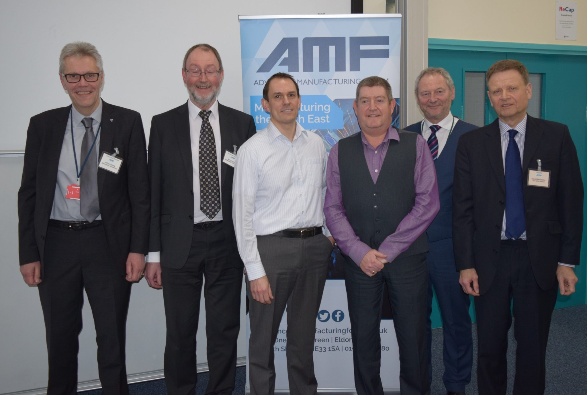 AMF PIG launch